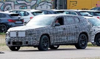 Какви автомобили ни очакват в близко бъдеще: BMW