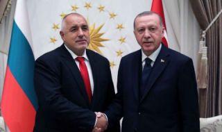 Борисов проведе важен разговор с Ердоган - 1