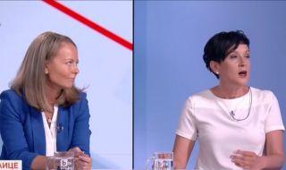 Дани Каназирева и Антоанета Цонева в сериозен спор в бТВ
