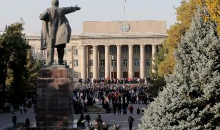 Кой е новият президент на Киргизстан