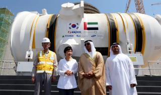 """В четвърти енергоблок на АЕЦ """"Барака"""" в ОАЕ завършиха студените изпитания"""