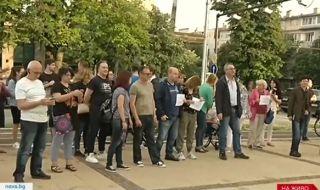 Протест срещу застрояването във Варна