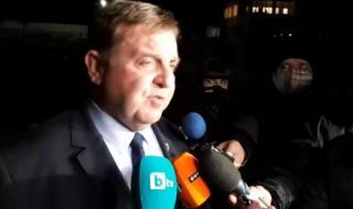 Каракачанов: Обяснихме на македонците – никакъв компромис с историята (ВИДЕО)