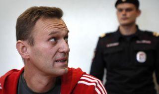 Навални вече е в колония във Владимировска област