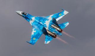 Руски Су-24 с атака в Сирия