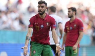 UEFA EURO 2020 Бруно Фернандеш: Можех да играя и по-добре на първенството