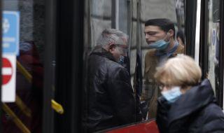 В Сърбия за последните два дни има повече заразени, отколкото за 3 месеца