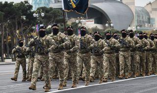 Азербайджанските войници и цивилни са изправени пред сериозна заплаха за живота