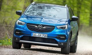 Тест и БГ цени на Opel Grandland X
