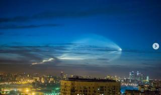 Извънземни над Русия! Тревога заради НЛО с форма на медуза (СНИМКИ+ВИДЕО)