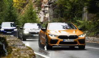 Тествахме всички нови М-ки на BMW