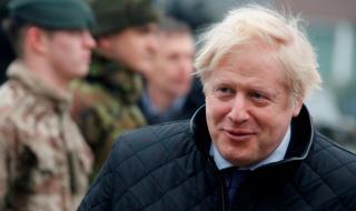 Борис Джонсън каза на британците да не се карат