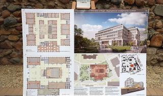 Конкурсът за проект на сграда на Медицинския университет в София е опорочен!?