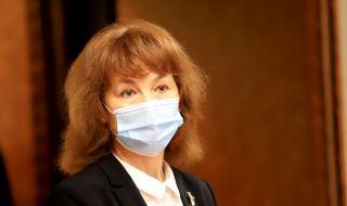 Росица Матева е кандидатурата на ИМВ за член на ЦИК