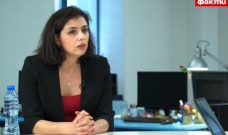 Ваня Григорова за ФАКТИ: Не може да сe протестира, но може да се пише на Борисов във Фейсбук