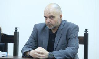 Ивайло Иванов: Мъж на честта съм. Тръгвам си от МВР с високо и гордо вдигната глава