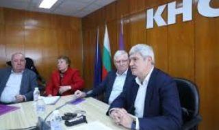 КНСБ представя Меморандум за социално-икономическото развитие на страната