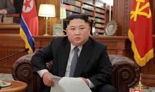 Ким Чен Ун до Южна Корея: Надявам се, че ще преодолеете епидемията