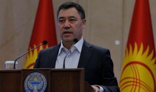 Киргизстан отново с нов президент