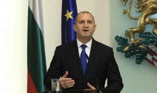 Президентът за Борисов и Гешев: Зададох им ясни въпроси, чакам отговор
