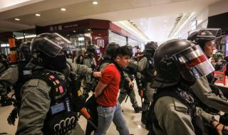 САЩ нанесоха тежък удар по Хонконг