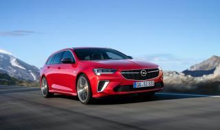 Деветстепенен автоматик за обновената Opel Insignia