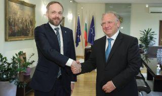 България и Чехия залагат на икономиката и туризма