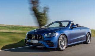 Mercedes-Benz: Електромобили вместо купета и кабриолети