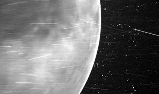 Загадъчен сигнал от Венера (ВИДЕО)