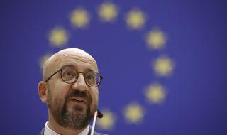 ЕС с критики към Шарл Мишел