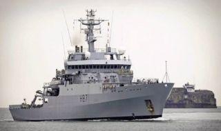 Наш морски пилот пострада при маневра в Пристанище Варна - 1