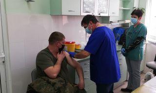 Карлово изпрати 120 военнослужещи за Афганистан