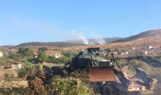 Пожарът край Сливен е локализиран