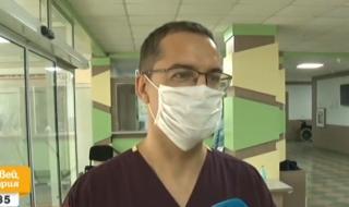 Проговори лекарят от Бургас, преборил COVID-19