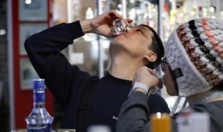 Как се борят с алкохолизма в Русия
