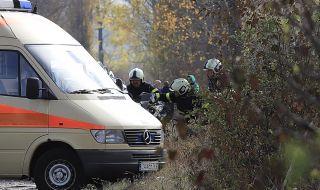 Жена загина при катастрофа между автобус и лек автомобил в Ямболско