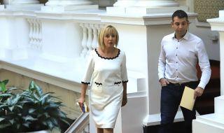 Говори Мая Манолова: Слави ме покани, искаше подкрепа за кабинета на ИТН - 1