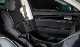 Корейски премиум автомобили: бутони вместо дръжки на вратите - 1