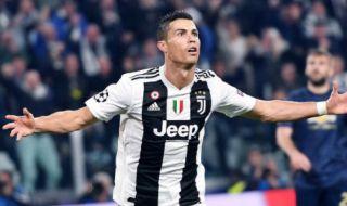 Интересни спекулации в Италия: Ювентус посочва вратата на Роналдо