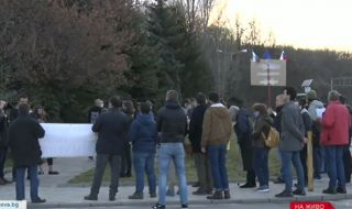 Протест в подкрепа за Алексей Навални в София - 1