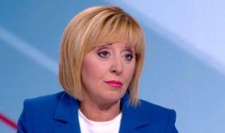 Maя Манолова: За 11 години Борисов не разбра, че депутатите не могат да се отдават под наем