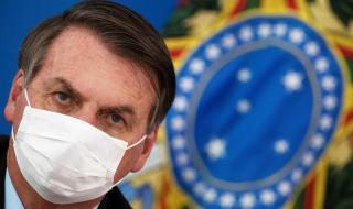 Бразилският президент има коронавирус