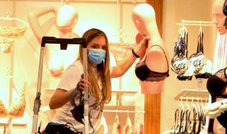 €450 глоба за изхвърлена маска в Италия