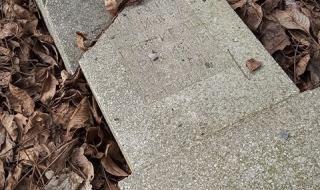 Поругаха еврейското гробище в Шумен СНИМКИ