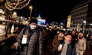 Близо 12 000 заразени за ден в Германия