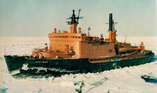 """Атомният ледоразбивач """"Арктика"""" променя историята на корабоплаването - 1"""