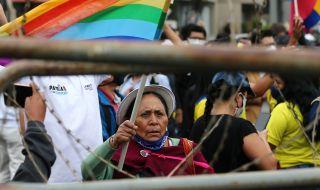Броят отново гласовете на изборите в Еквадор