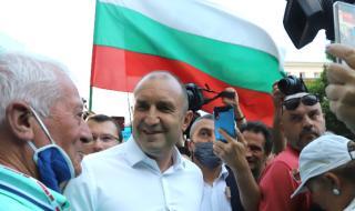 Румен Радев: Надявам се да не се превърнем в полицейска държава