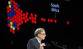 """Бил Гейтс: Икономическото възстановяване """"започва с масово тестване за Covid-19"""""""