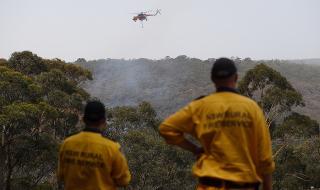 Тревога в Австралия! Жега носи още пожари